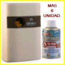 Dispensador Coopermatic + 4 ZZ + 2 AMBIENTADOR